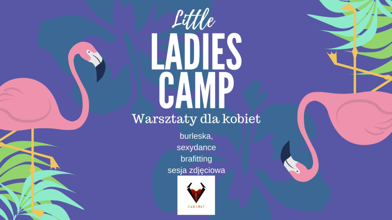 Little Ladies Camp 2020 – 26-29. 08.2020